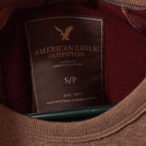 American Eagle Outfitters Sweaters - American eagle vintage Fit sweat shirt S/P